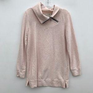 Zenergy Chico's Mock Tunic Sweater Size 0 #486